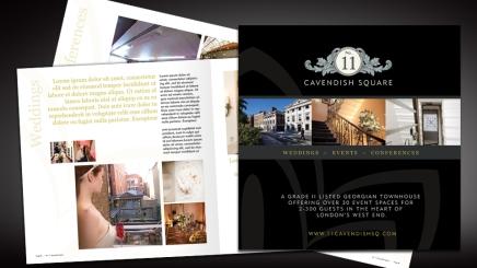 Booklet design Dundee, Scotland UK