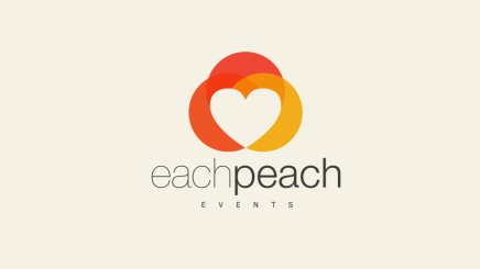 Logo and brand design for online events business