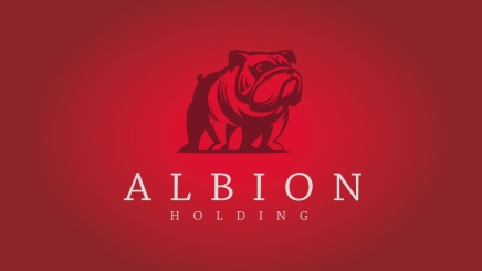 Logo and brand design for Holdings Company London