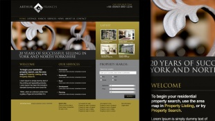 Web design Dundee, Scotland UK