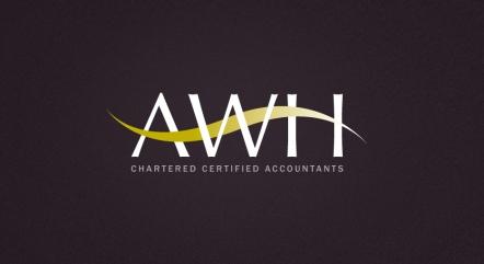 Dundee based accountants logo design