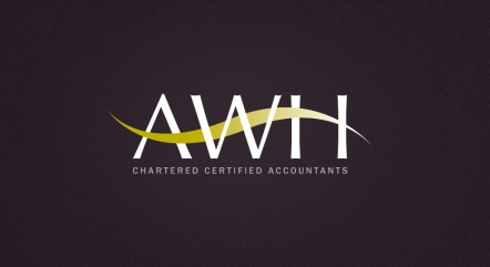 Dundee based accountants logo design