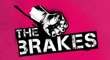 Logo and brand design for edinburgh based band