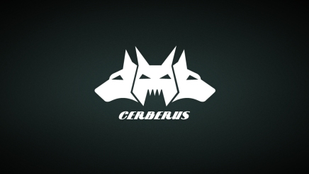 Logo and brand design for alternative Dundee Pub Cerberus
