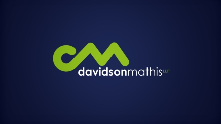 Logo and brand design for accountants