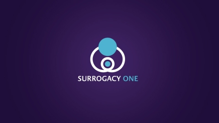 Logo and brand design for surrogacy business