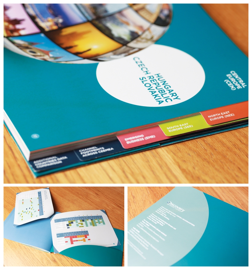 Brochure design, infographics, annual report, Dundee, Scotland