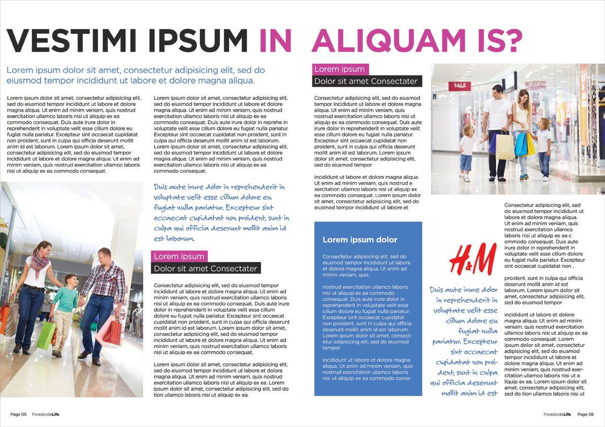 magazine layout dundee | Alan Campbell : Freelance Graphic